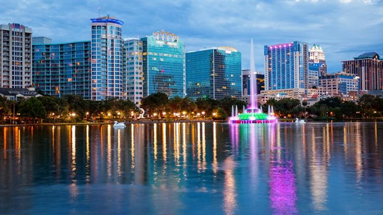Será possível viajar de Miami a Orlando em trem de alta velocidade - Orlando - Construtora Laguna