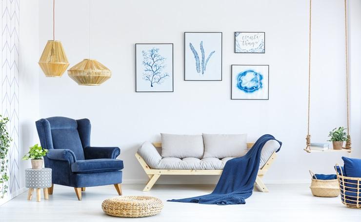 5 ideias que vão transformar sua casa - Móveis coloridos - Construtora Laguna