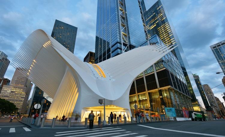 7 incríveis obras arquitetônicas em Nova York! The Oculus - Construtora Laguna