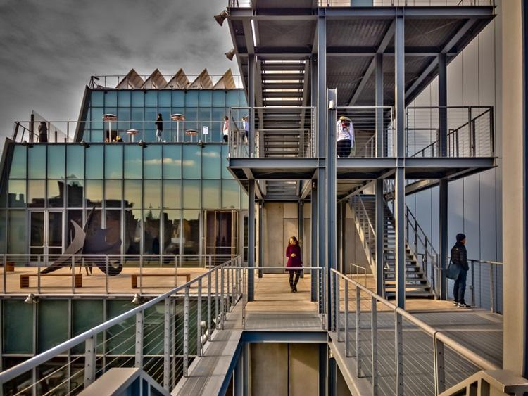 7 incríveis obras arquitetônicas em Nova York! Whitney Museum - Construtora Laguna