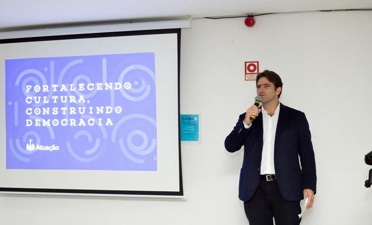 Laguna apoia Instituto Atuação, que visa construir a democracia plena - Construtora Laguna