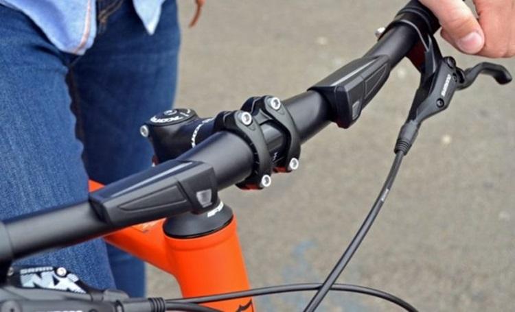 Smartbike guidão inteligente - Construtora Laguna