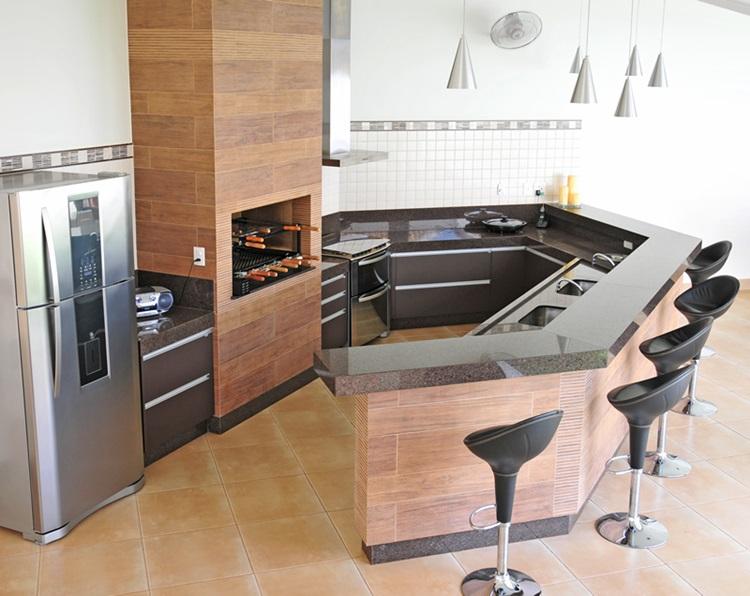 4 dicas sobre a decoração ideal para sua churrasqueira - Construtora Laguna