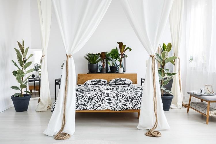 Do clássico ao moderno, confira camas com dossel - Construtora Laguna