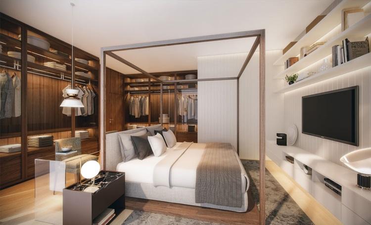 Do clássico ao moderno, confira camas com dossel - ROC - Construtora Laguna