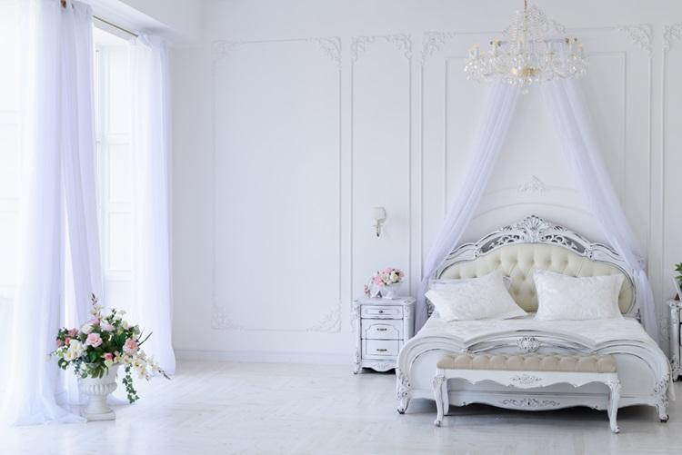 Do clássico ao moderno, confira camas com dossel - básico - Construtora Laguna