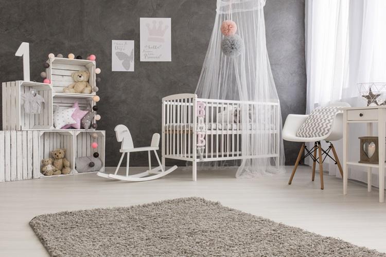 Do clássico ao moderno, confira camas com dossel - bebê - Construtora Laguna