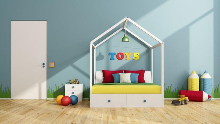 Do clássico ao moderno, confira camas com dossel - criança -Construtora Laguna