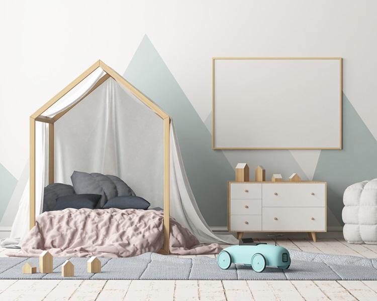 Do clássico ao moderno, confira camas com dossel - infantil - Construtora Laguna