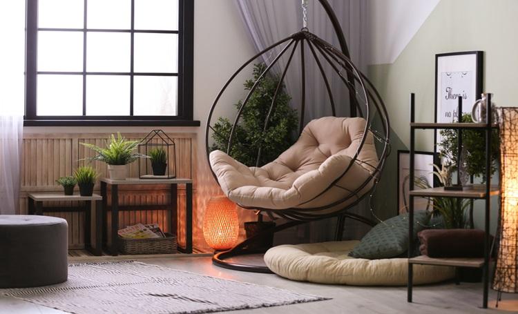 Salas sem sofá - Poltrona - Construtora Laguna