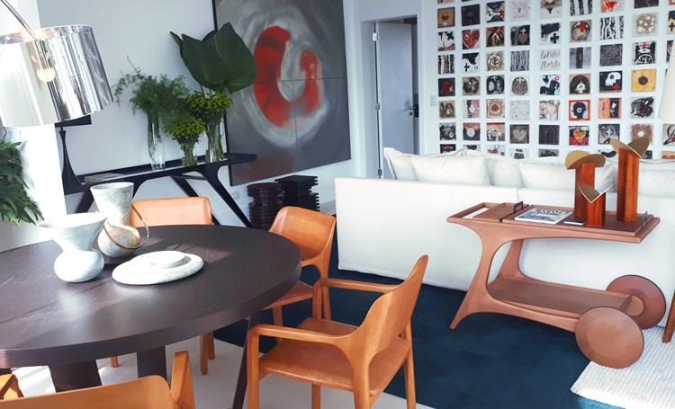 Laguna recebe convidados em apartamento decorado no MAI Home - Construtora Laguna
