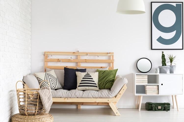 Aplique a filosofia Lagom em sua decoração - Cores harmoniosas - Construtora Laguna