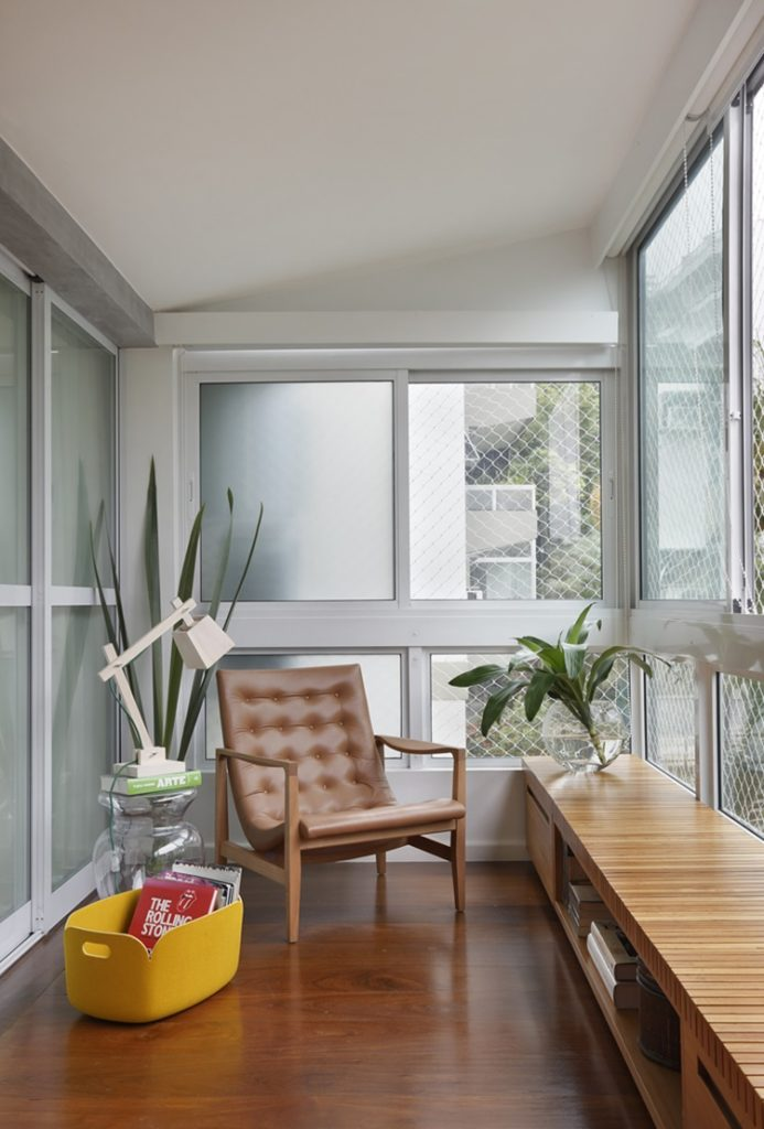 Ideias para decorar varandas fechadas - Multiuso - Construtora Laguna