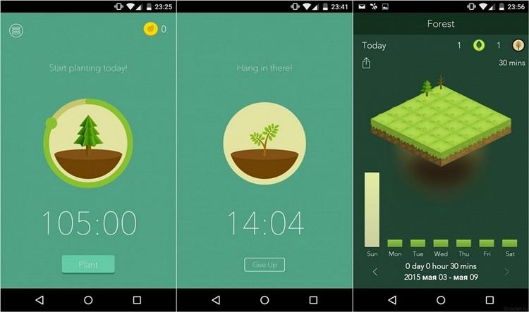 Dicas de aplicativos para melhorar a produtividade - Forest - Construtora Laguna