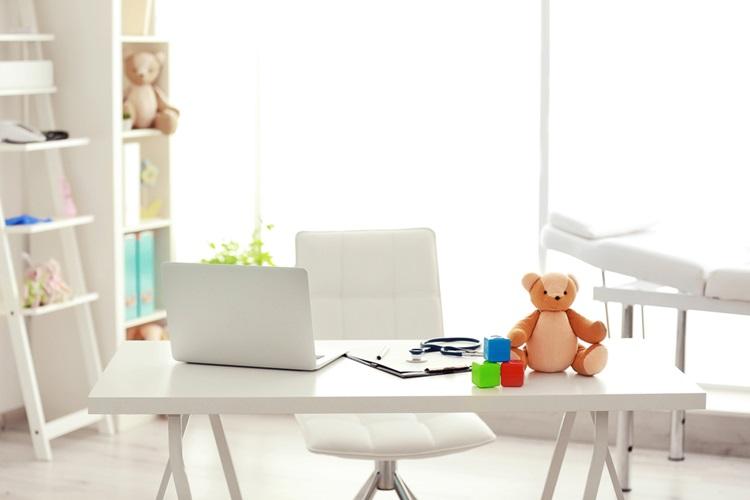 Dicas para a decoração de consultórios e clínicas - Infantil - Construtora Laguna