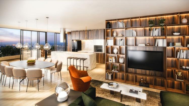 Imóveis de luxo ditam tendências sustentáveis - ROC Interna - Construtora Laguna