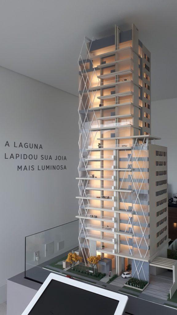 Construtora Laguna antecipará a entrega do LLUM Batel - Construtora Laguna