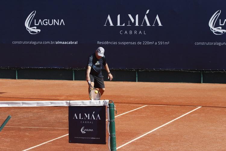 Laguna apoia evento de tênis - Construtora Laguna