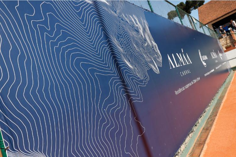 Laguna apoia evento de tênis no Graciosa Country Club - ALMÁA - Construtora Laguna