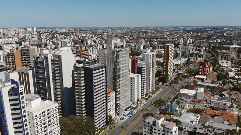 Por Dentro da Obra LLUM Batel - Setembro 2018 - Construtora Laguna