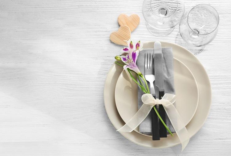 Use elementos orgânicos na decoração da mesa - Construtora Laguna