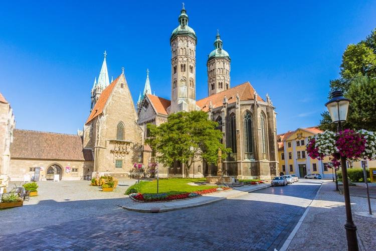 As 13 maravilhas culturais nomeadas pela UNESCO em 2018 - Catedral de Naumburgo - Construtora Laguna