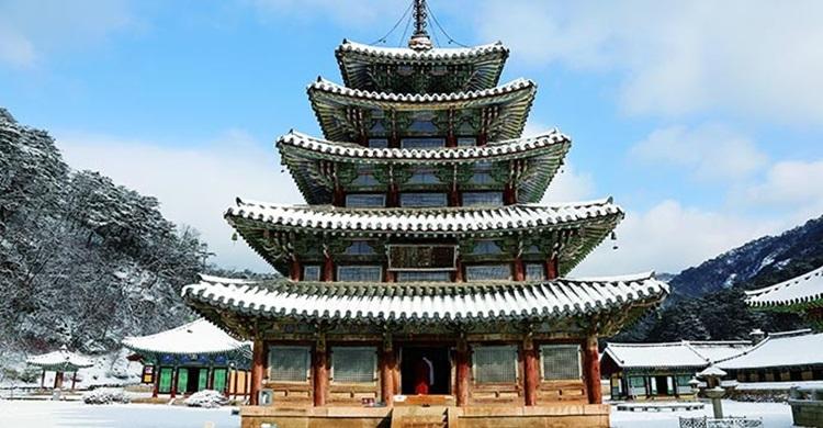 As 13 maravilhas culturais nomeadas pela UNESCO em 2018 - Coreia do Sul - Construtora Laguna