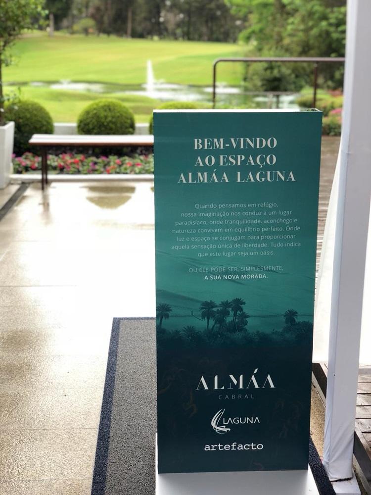 Espaço ALMÁA Cabral inspira conexão entre a natureza e o meio urbano - Construtora Laguna