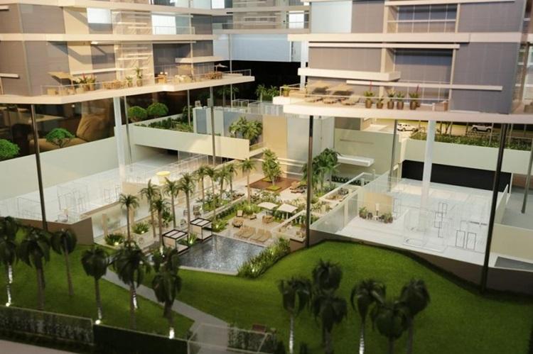 Laguna e Artefacto oferecem coquetel de apresentação do Espaço ALMÁA Cabral - Construtora Laguna