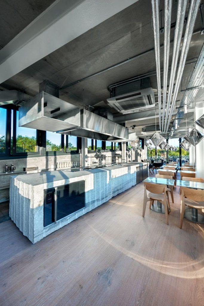 Tom Dixon inaugura restaurante em Londres - Segundo Andar - Construtora Laguna