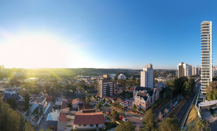Barigui, uma das regiões mais nobres de Curitiba - Construtora Laguna
