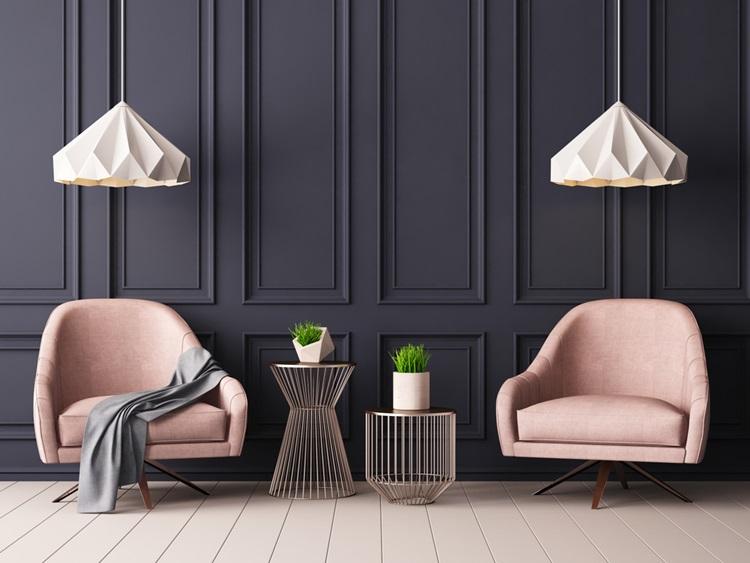 Boiserie e lambri como aplicar estes elementos clássicos no décor - Construtora Laguna