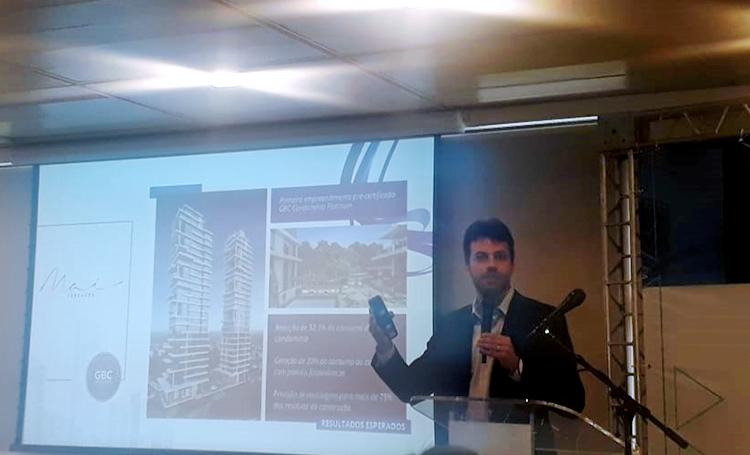 Construções verdes são tema de palestra na Smart Energy e GreenBuilding Brasil - Construtora Laguna