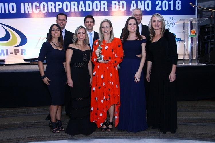 Laguna recebe prêmio Incorporador do Ano - Construtora Laguna
