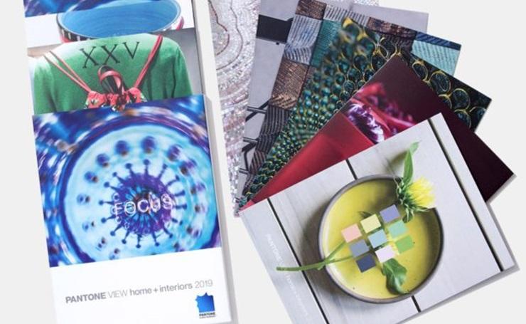 Pantone aponta tendência de cores para a decoração em 2019 - Construtora Laguna