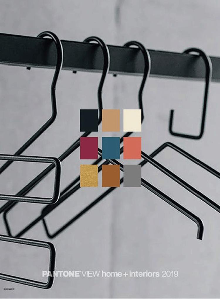 Pantone aponta tendências de cores para a decoração em 2019 - Construtora Laguna