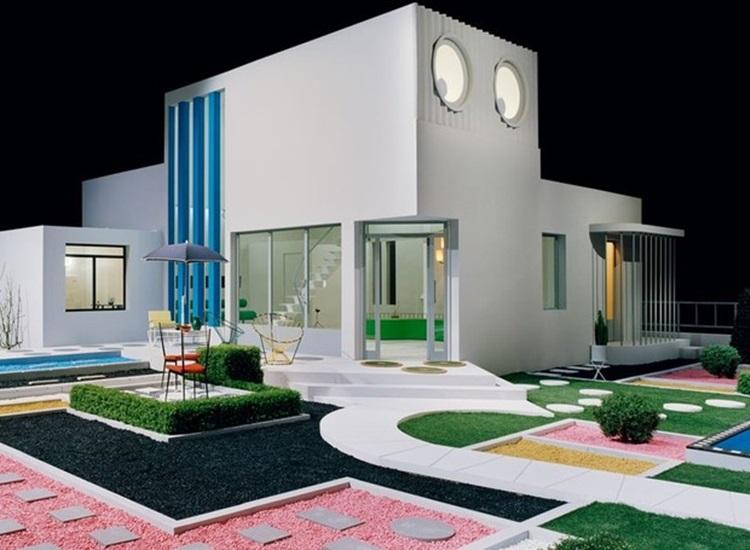 Casas do futuro imaginadas na década de 70 são tema de exposição em Londres - Construtora Laguna