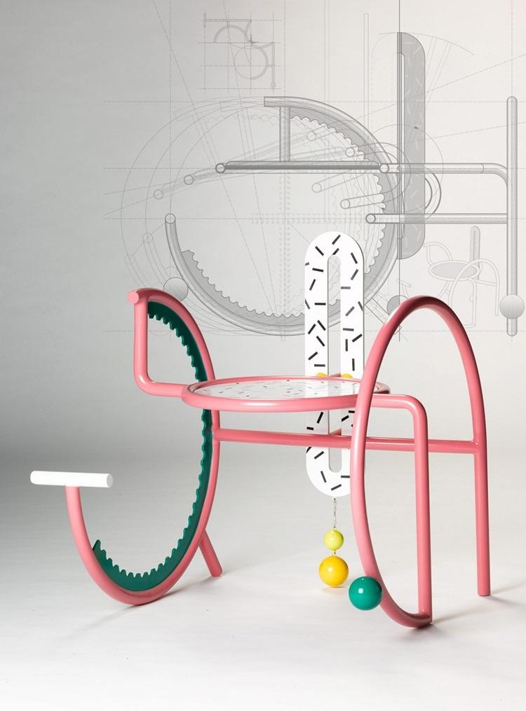 Design de cadeiras é inspirado em linguagem corporal - Construtora Laguna