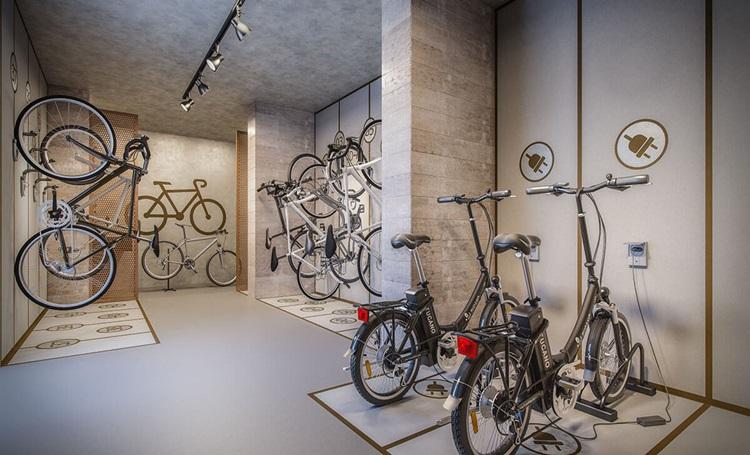 E-bikes conquistam espaço em grandes cidades - Construtora Laguna