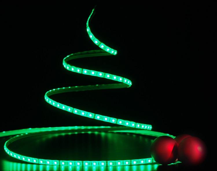 Inspirações para inovar na árvore de Natal - LED - Construtora Laguna