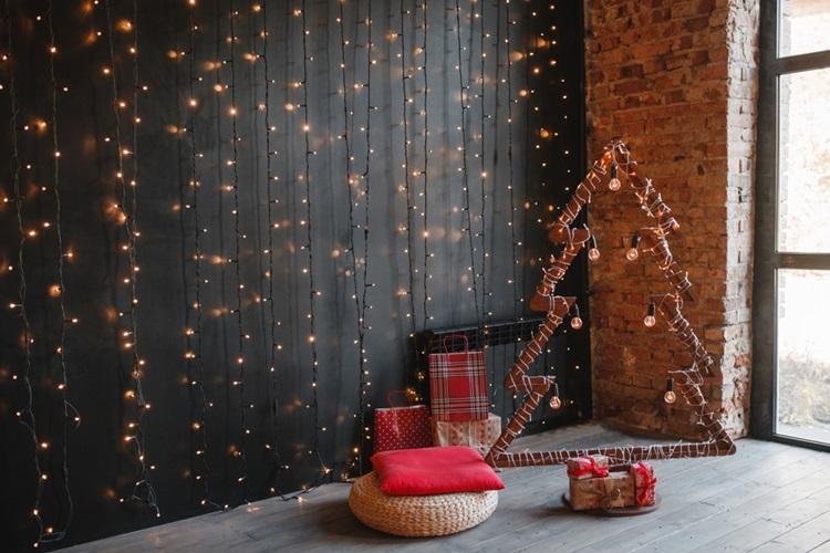 Inspirações para inovar na árvore de Natal - Minimalista - Construtora Laguna