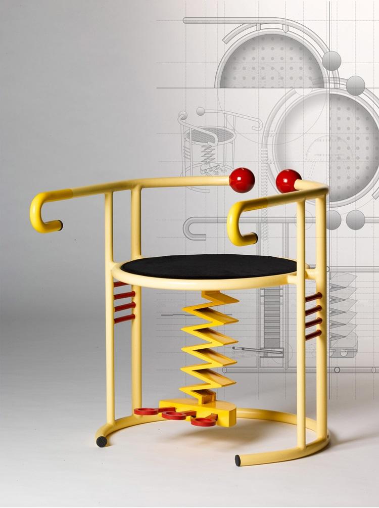 Sutilezas da linguagem corporal inspiram design de cadeiras - Construtora Laguna