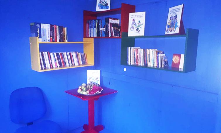 Grupo Laguna incentiva a leitura e a pesquisa em suas obras - Construtora Laguna