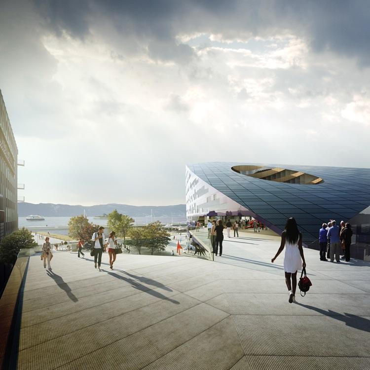 Noruega constrói edifícios que produzem energia além da demanda - Construtora Laguna