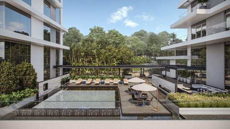 O poder da natureza para uma vida mais tranquila - MAI Terraces - Construtora Laguna