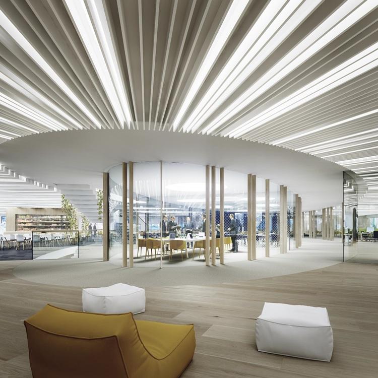 Powerhouse constrói prédio que produz energia além da demanda - Construtora Laguna