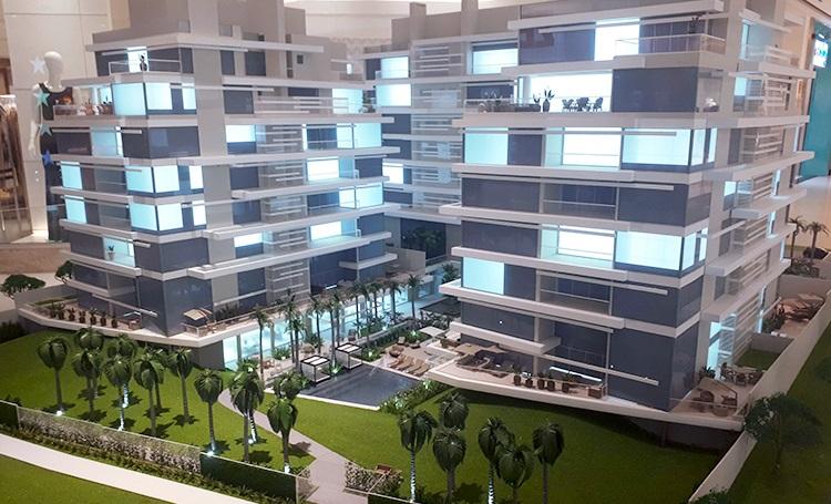 ALMÁA Cabral conta com espaço exclusivo no Shopping Mueller - Construtora Laguna