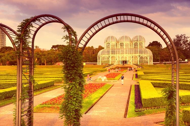 As mais belas estufas do mundo - Curitiba - Construtora Laguna