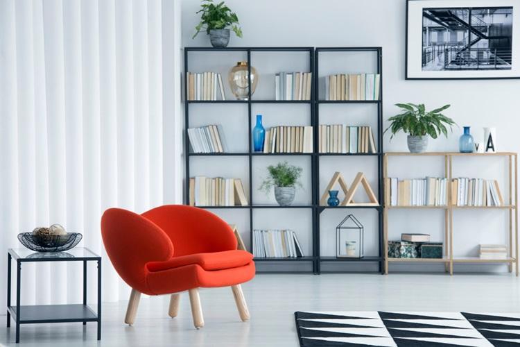 Dicas de organização de livros - Construtora Laguna