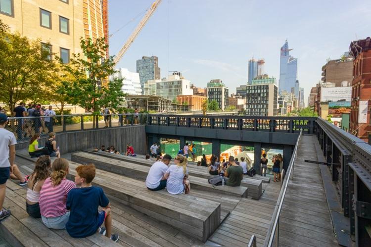 High Line serviu como inspiração para o ROC Batel - Construtora Laguna